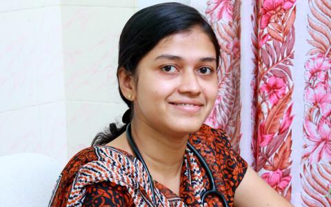Dr. Priyanka K.